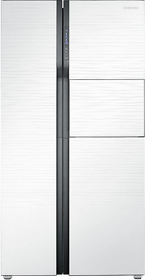 View Samsung RS554NRUA1J/TL 591 L Side by Side Refrigerator  Price Online