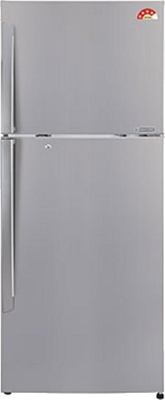 LG 335 L Frost Free Double Door Refrigerator(GL-U372JPZX, Shiny Steel, 2017) (LG)  Buy Online