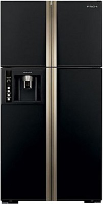 HITACHI R W720FPND1X 638Ltr Side By Side Refrigerator