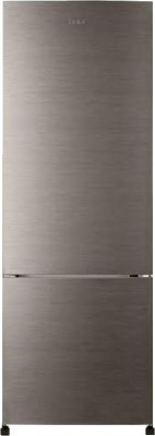 Haier HRB-3403BS 320 Litres 3 Star Double Door Refrigerator (Brush Line)