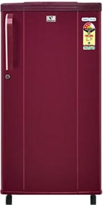 Videocon 170 L Direct Cool Single Door Refrigerator (VM183E, Burgundy Red)