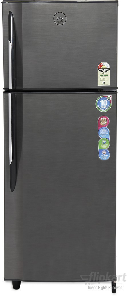 View Godrej 260 L Frost Free Double Door Refrigerator  Price Online