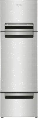 Whirlpool FP 263D Royal Protton 240 Litres Triple Door Refrigerator (Steel Knight)