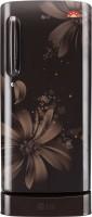 LG 215 L Direct Cool Single Door Refrigerator(GL-D221AHAI, Hazel Aster)