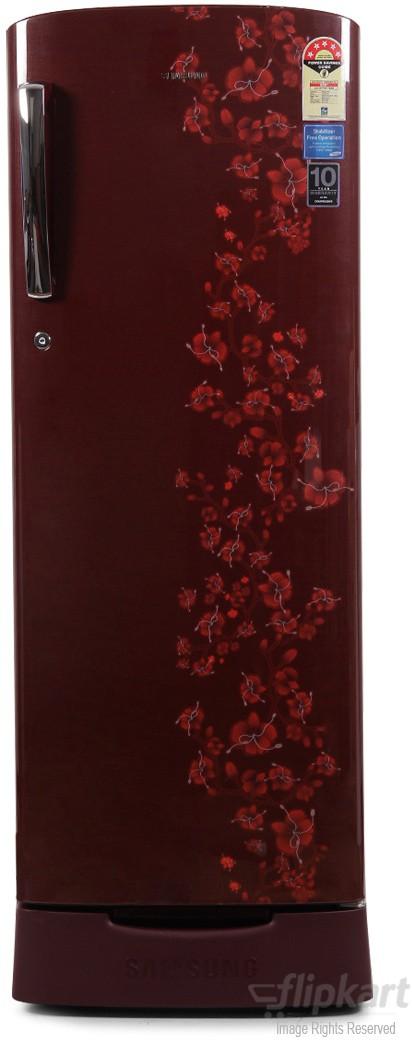 View Samsung RR2315TCARX/TL 230 L Single Door Refrigerator  Price Online