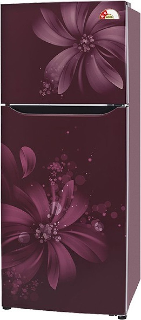 LG 255 L Frost Free Double Door Refrigerator(GL-Q282SSAR, Scarlet Aster, 2017) (LG)  Buy Online