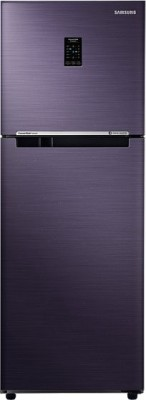 SAMSUNG 253 L Frost Free Double Door Refrigerator available at Flipkart for Rs.23850