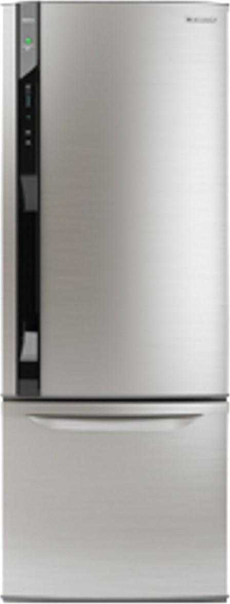 View Panasonic NR-BW415VNX4 407 L Double Door Refrigerator  Price Online