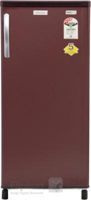 Electrolux 190 L Direct Cool Single Door Refrigerator (EB203ETBR, Burgundy Red)