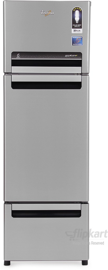 View Whirlpool FP 343D PROTTON ROY 330 L Triple Door Refrigerator  Price Online