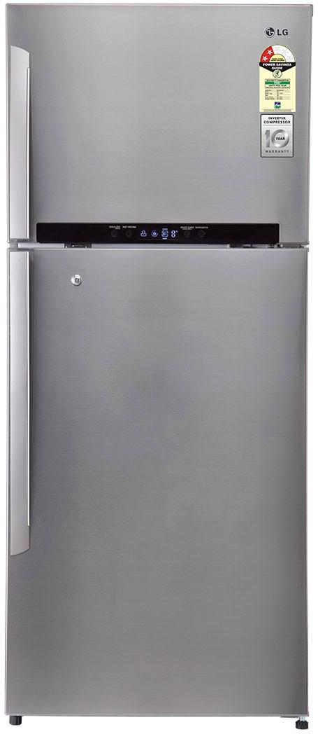 LG GL M602HLHM 511Ltr Double Door Refrigerator & LG GL M602HLHM 511Ltr Double Door Refrigerator Price in India 27 Jul ...