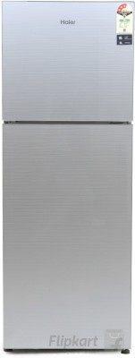 Haier HRF-2674PSG-R 247 Litres Double Door Refrigerator