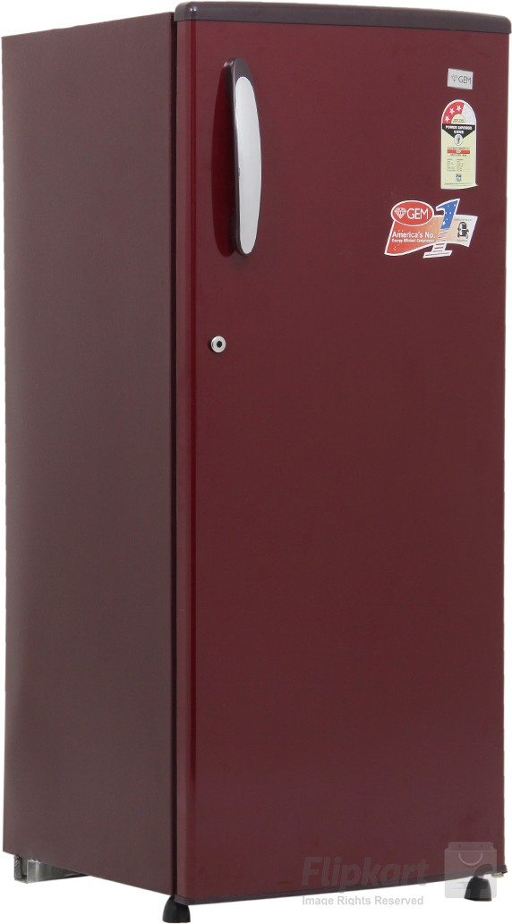 View GEM GMD-C230WR 230 L Single Door Refrigerator Price Online(GEM)