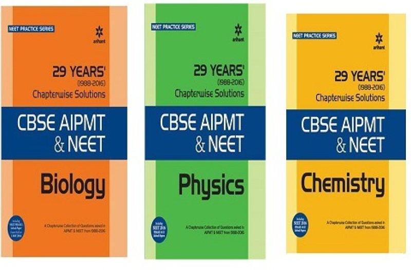 Arihant 29 Years Neet Combo(Paperback, ARIHANT)