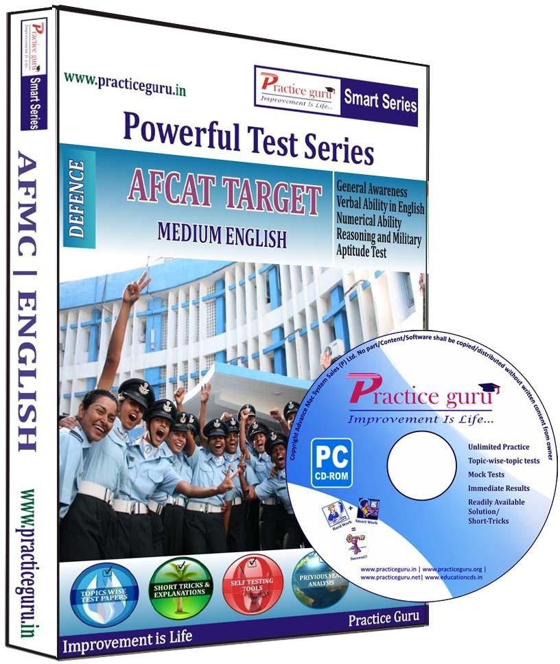 Practice Guru AFCAT Target (English)
