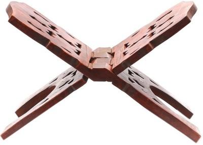 Craftatoz Wooden Brown Rehal