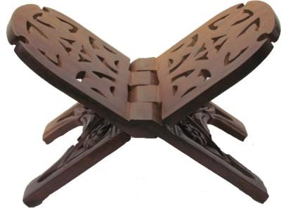 S C Handicrafts Wooden Brown Rehal