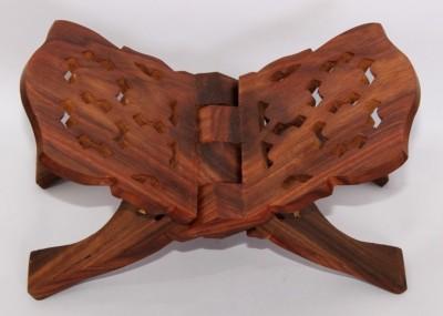 AbheyArts Wooden Brown Rehal