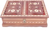 Royal Handicrafts Wooden Brown Rehal (Wi...