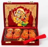 Urja Utsav Vishnu Lakshmi (Pure Gold Lea...