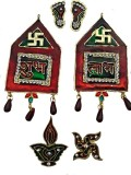 reshu lakshmi Religious Footprint (Brass...