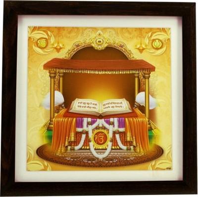 Indianara Sri Guru Granth Sahib Religious Frame