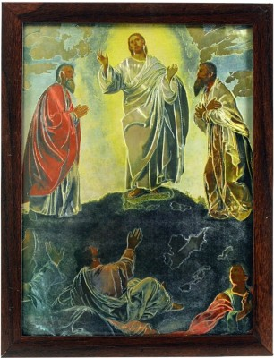 Indianara The Second Coming of Jesus Christ Religious Frame