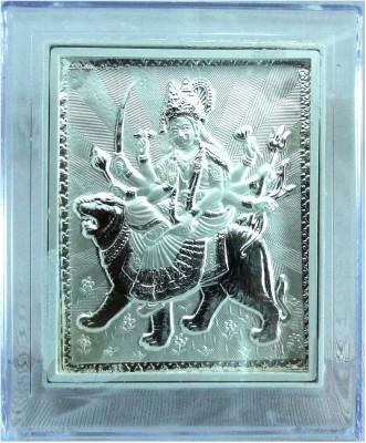 Unitrees 999 Pure Silver God Mata Ji Religious Frame