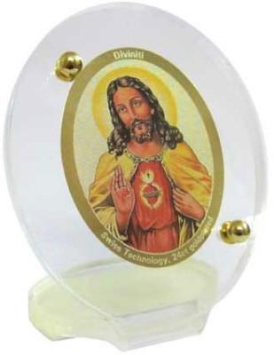 Sitare Lord Jesus 24 ct. Gold Foil Diviniti Religious Frame