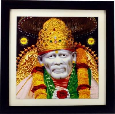 Indianara Satya Sai Baba (Shradha Saburi) Religious Frame