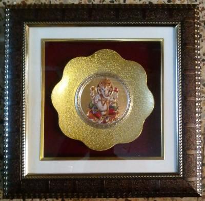 Artfelt Ganesh Religious Frame