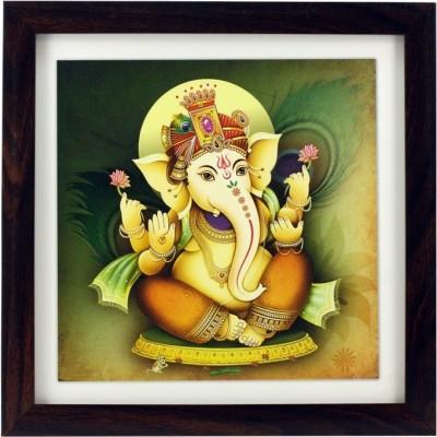 Indianara Lord Ganesha (II) Religious Frame