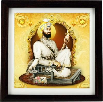 Indianara Sri Guru Gobind Singh ji (Tenth Guru) Religious Frame