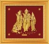 Prima Art Ram Darbar Religious Frame
