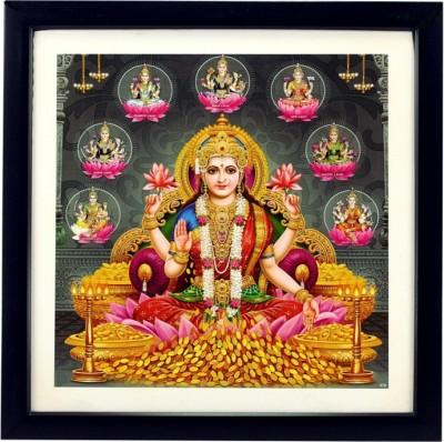 Indianara Dhan Laxmi Religious Frame