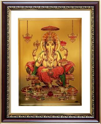 Goldart Vinayaka Religious Frame