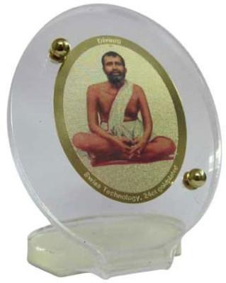Sitare Ram Krishna 24 ct. Gold Foil Diviniti Religious Frame