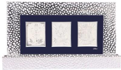 ARGS PAPER PLUS Lakshmi, Ganesha and Radhe-Krishna Religious Frame