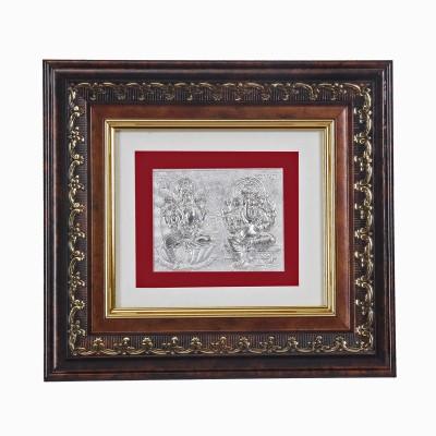 ARGS PAPER PLUS Lakshmi-Ganesh Religious Frame