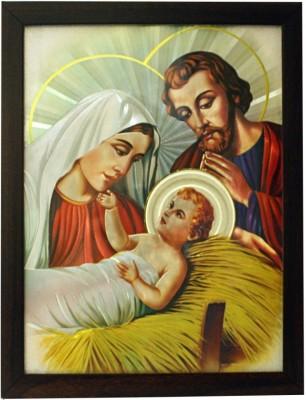 Indianara Jesus Religious Frame