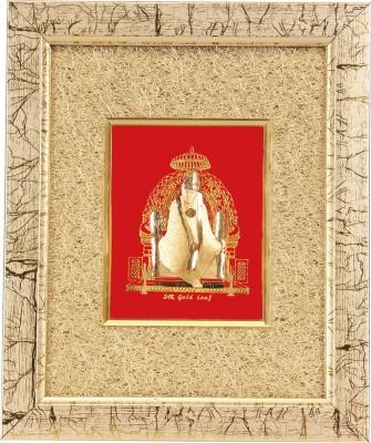 ARGS PAPER PLUS Sai Baba Religious Frame