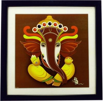 Indianara Bal Ganesh Religious Frame