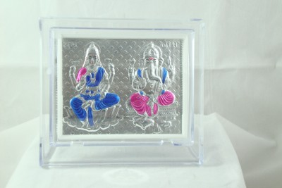 Padamshree Lakshmi Ganesh Religious Frame