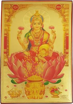 Gold Art 4 U Laxmi Religious Frame