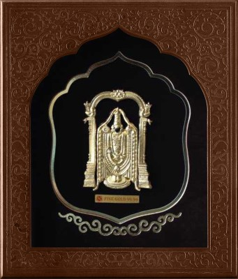 24kt Nainaqsh BALAJI Religious Frame