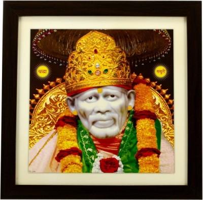 Indianara Shirdi Sai Baba Religious Frame