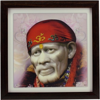 Indianara Satya Sai Baba Religious Frame