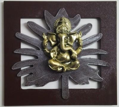 Laps of Luxury Ganesha Religious Frame