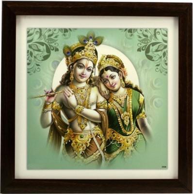 Indianara Radha Kishan Ji Religious Frame