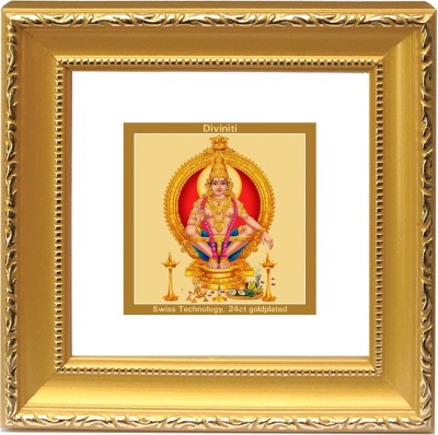 Diviniti AYYAPPAN Religious Frame